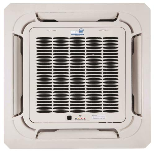 Ideal-Air Pro-Dual 18,000 BTU Multi-Zone Heating & Cooling Ceiling Mount Cassette