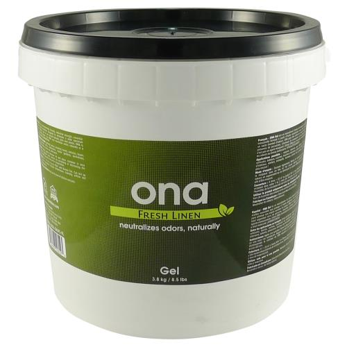 Ona Gel Fresh Linen Gallon Pail