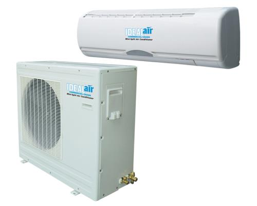 Ideal-Air Mini Split Heat Pump 36,000 BTU 15 Seer