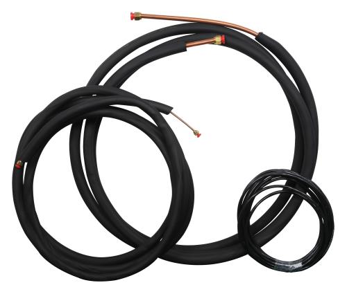 Mini Split Line Set - 3/8 in x 5/8 in - 25 ft for 700542 for 4 Ton Single Zone