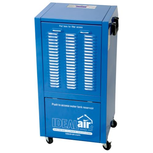 Ideal-Air DS 190 Commercial Grade Portable Dehumidifier - 190 Pint