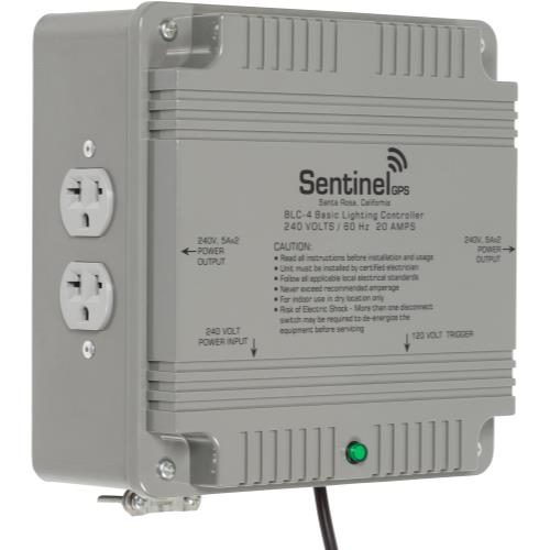 Sentinel GPS BLC-4 Basic Lighting Controller 4 Outlet