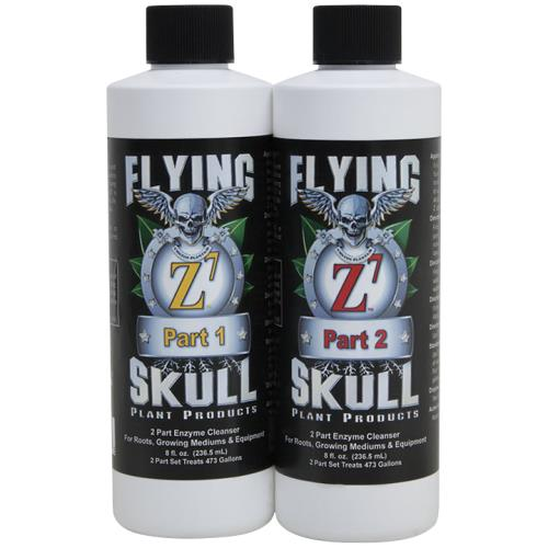 Z7 Water Conditioner for Soil & Hydroponics 8 oz