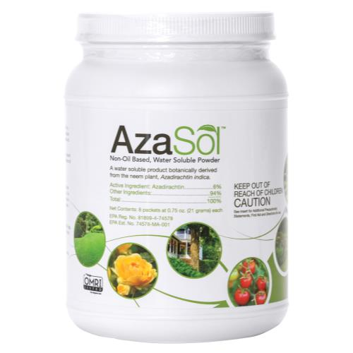 Aza Sol Container
