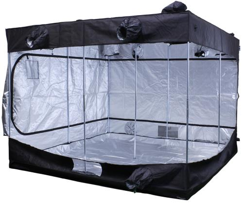 Sun Hut Fortress 730 - 10 ft x 10 ft x 7.3 ft