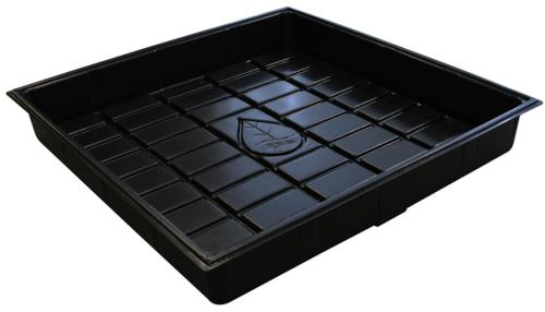 Botanicare ID Black 4 ft x 4 ft Grow Tray