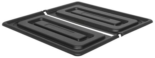 Flo-n-Gro Black 30 Gallon Reservoir Lid (2 Pieces)
