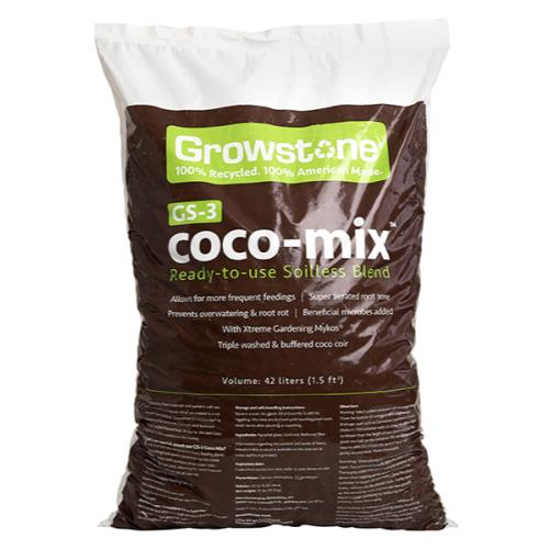 Grow StonesGS-3 Coco Mix 1.5 cu ft. Bag