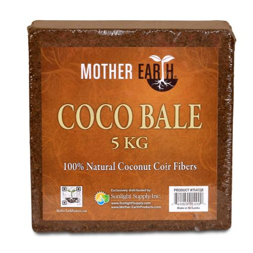 Mother Earth Coco Bale 5kg