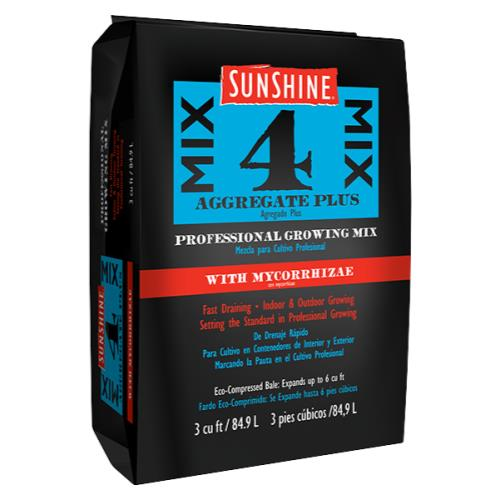 Sunshine Mix # 4 w/ Mycorrhizae 3.0 cu ft
