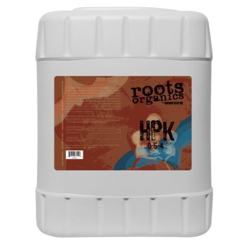 Roots Organics HPK Bat Guano & K-Mag 5 Gallon 0 - 5 - 4
