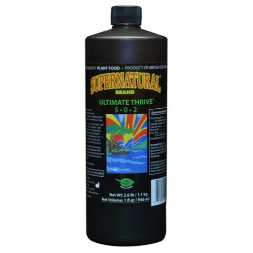 Supernatural Ultimate Thrive 1 Liter