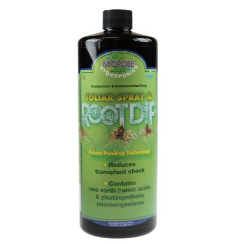 Microbe Life Foliar Spray & Root Dip Quart