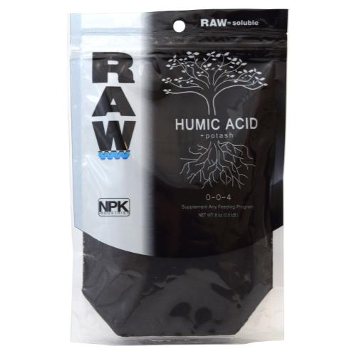 RAW Humic Acid 8 oz 0 - 0 - 4