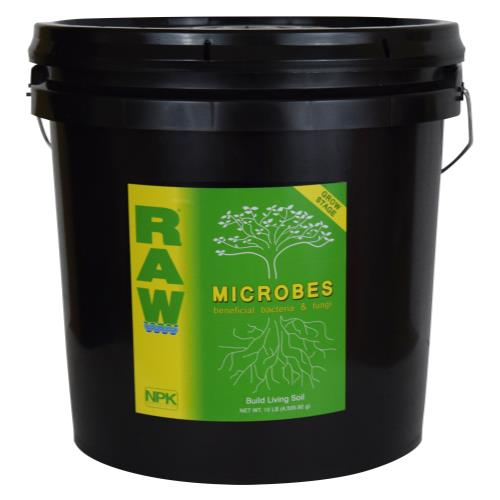 RAW Microbes Grow Stage 10 lb