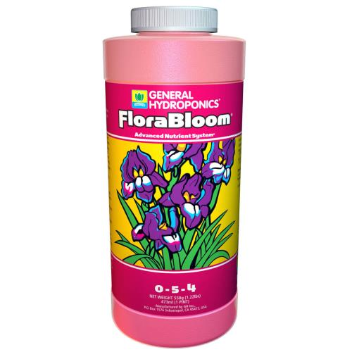 GH Flora Bloom Pint