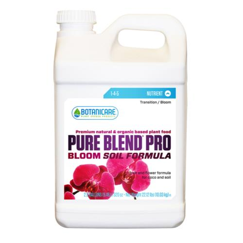 Botanicare Pure Blend Pro Soil 2.5 Gallon