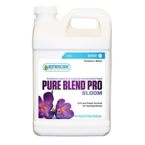 Botanicare Pure Blend Pro Bloom 2.5 Gallon
