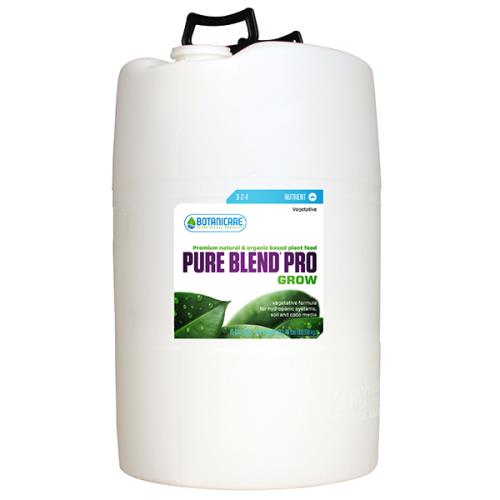 Botanicare Pure Blend Pro Grow 15 Gallon 3 - 2 - 4