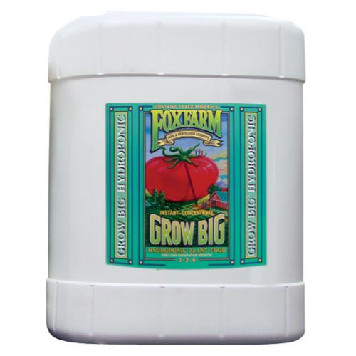 FoxFarm Gro Big Hydroponic 5 Gallon