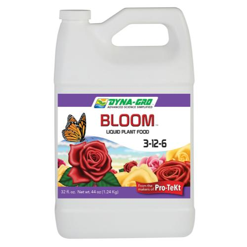 Dyna-Gro Liquid Bloom Gallon  3 - 12 - 6
