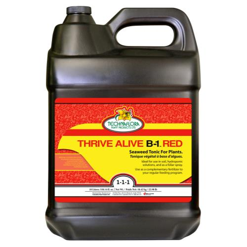 Thrive Alive B-1 Red 10 Liter  1 - 1 - 1