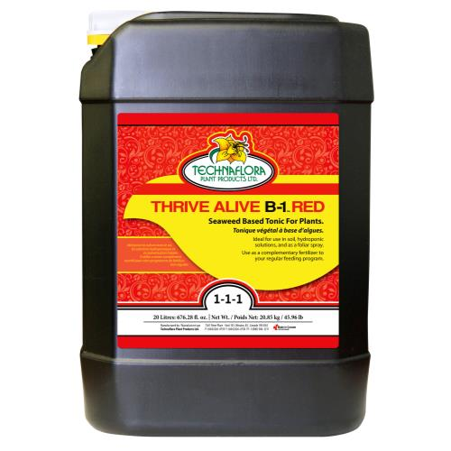 Thrive Alive B-1 Red 20 Liter 1 - 1 - 1