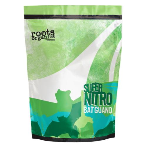 Roots Organics Super Nitro Bat Guano 3 lb 15.5 - 1 - 1