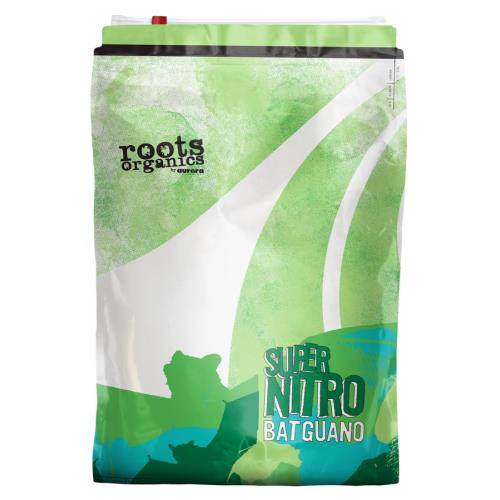 Roots Organics Super Nitro Bat Guano 9 lb 15.5 - 1 - 1