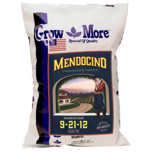 Grow More Mendocino Water Soluble 9-21-12 25 lb