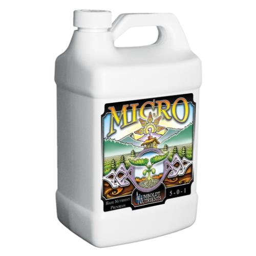 Humboldt Nutrients Micro Gallon 5 - 0 - 1