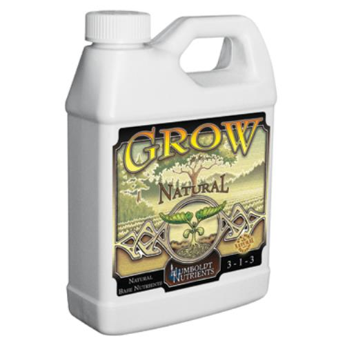 Humboldt Natural Grow Quart 3 - 1 - 3