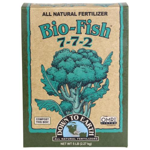 Down To Earth Bio-Fish 7-7-2 - 5 lb