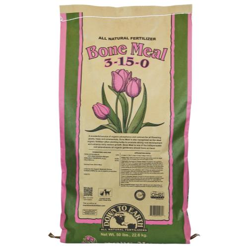 Down To Earth Bone Meal 3-15-0 - 50 lb