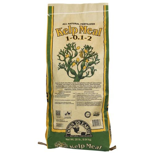 Down To Earth Kelp Meal - 20 lb
