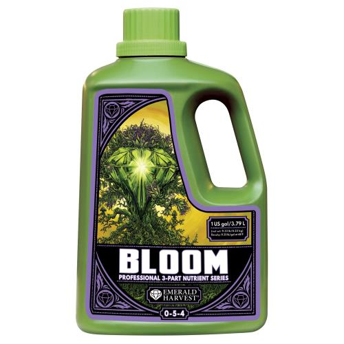 Emerald Harvest Bloom Gallon/3.8 Liter