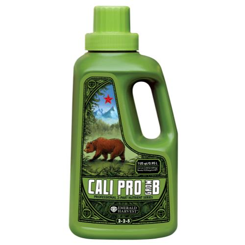 Emerald Harvest Cali Pro Grow B Quart/0.95 Liter