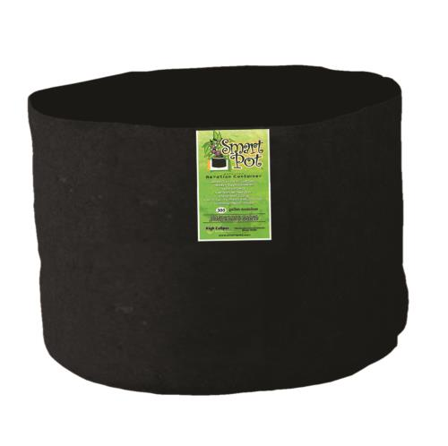 Smart Pot Black 300 Gallon