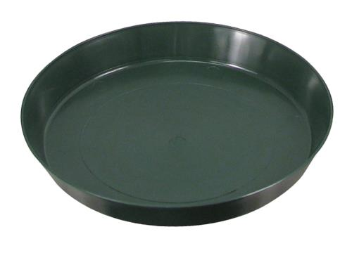 Green Premium Plastic Saucer 10 in (10/pack)