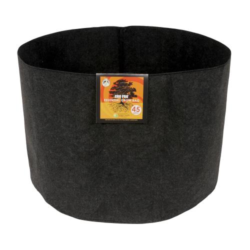 Gro Pro Essential Round Fabric Pot 200 Gallon