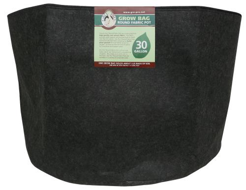Gro Pro Round Grow Bag 30 Gallon
