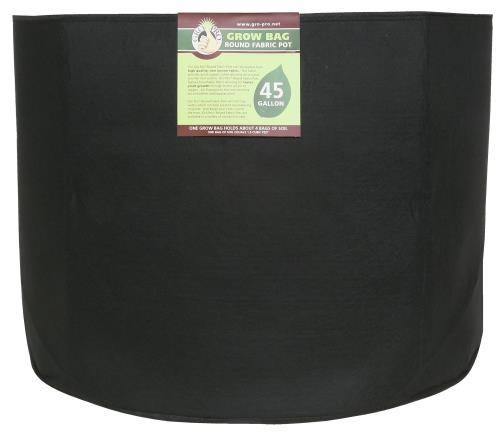 Gro Pro Round Grow Bag 45 Gallon