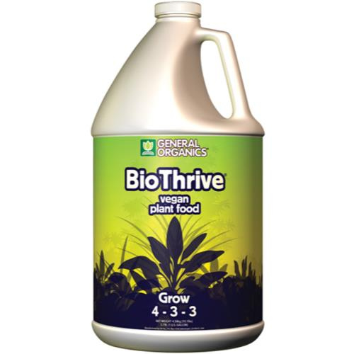 GH BioThrive Grow Gallon 4 - 3 - 3