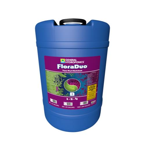 GH Flora Duo B 15 Gallon 1 - 5 - 4