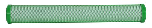 Hydro-logic Tall Green Carbon Filter 20 in