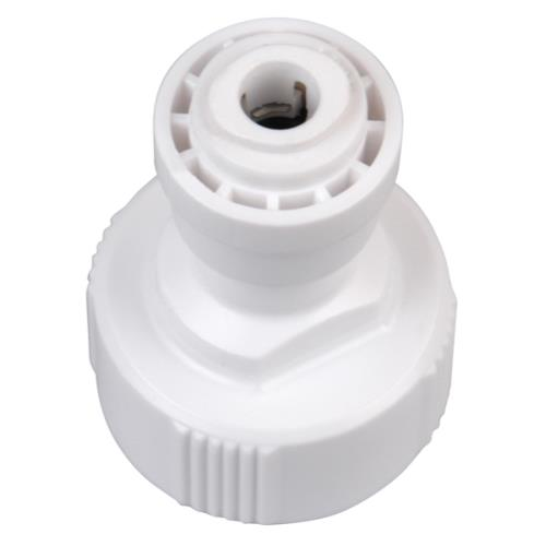 Hydro-logic QC Garden Hose Connector 3/8 in