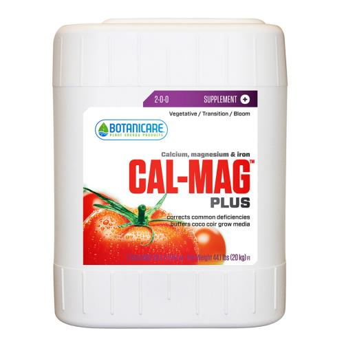 Botanicare Cal-Mag Plus 5 Gallon 2 - 0 - 0