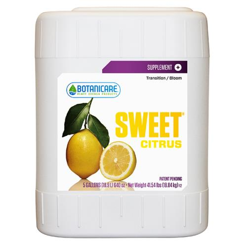 Botanicare Sweet Citrus 5  Gallon