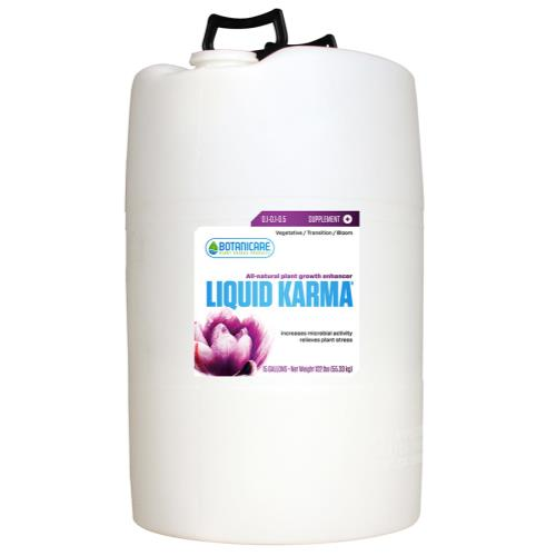 Botanicare Liquid Karma 15 Gallon 0.1 - 0.1 - 0.5
