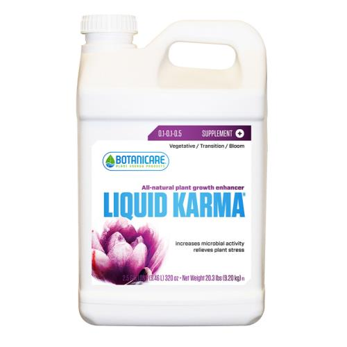 Botanicare Liquid Karma 2.5 Gallon 0.1 - 0.1 - 0.5